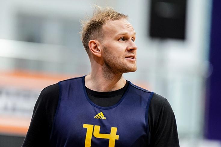 Антон Понкрашов перешёл в «Химки»: 34-летний баскетболист перезапускает карьеру после паузы