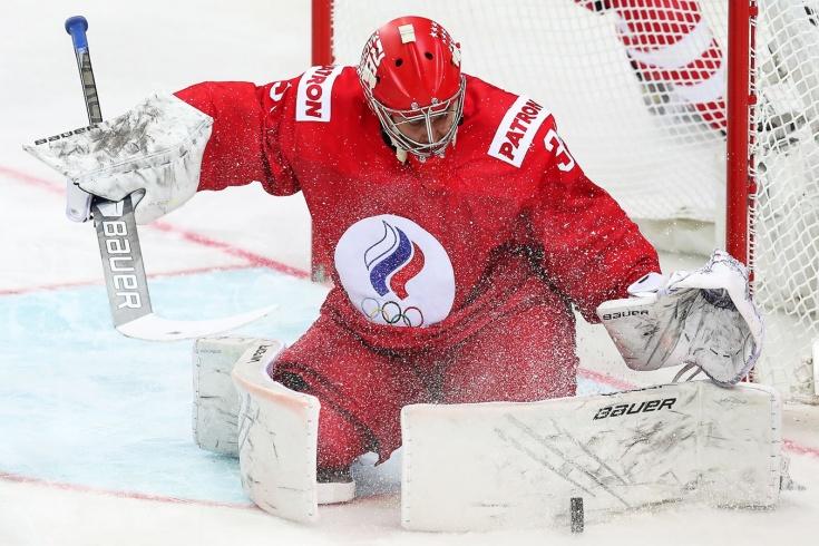 Самонова критикуют, но со словаками он стал лучшим в сборной России