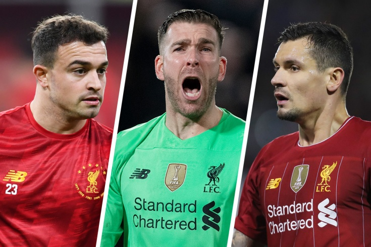 Who will leave Liverpool