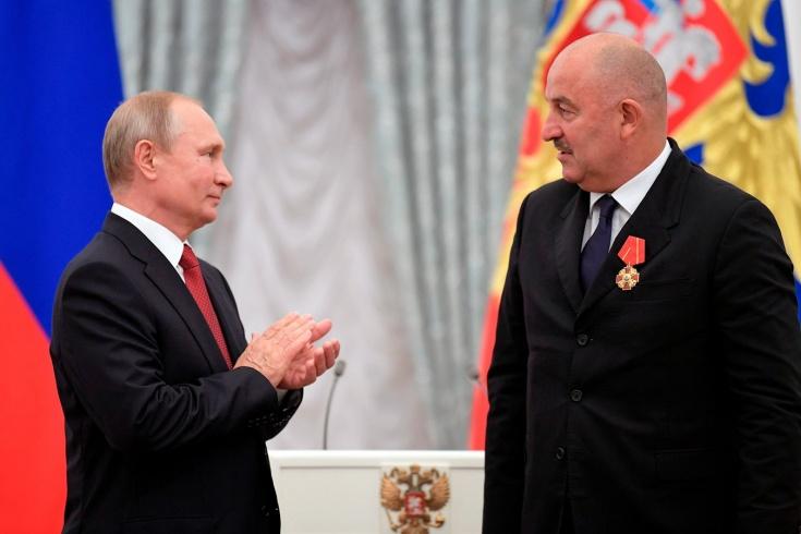 «Надо подумать, что изменить». Путин намекнул на отставку Черчесова?