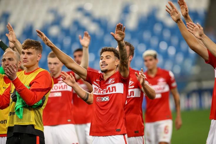 «Спартак» — «Бенфика». Прогноз на матч 04.08.2021