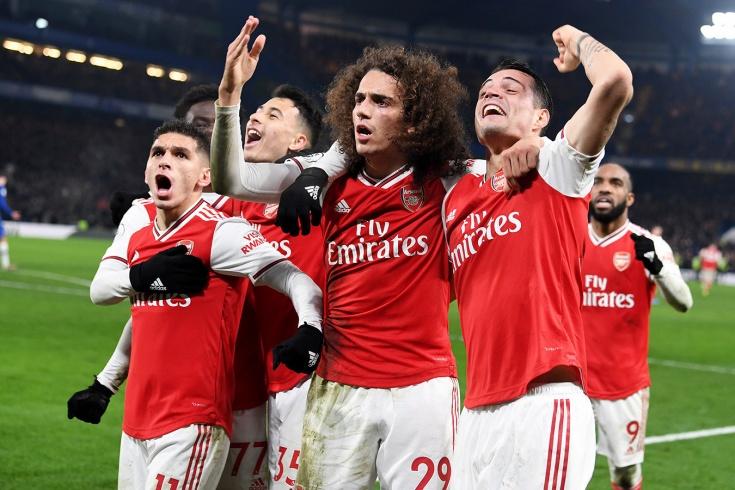 «Борнмут» — «Арсенал», 27 января, прогноз на матч