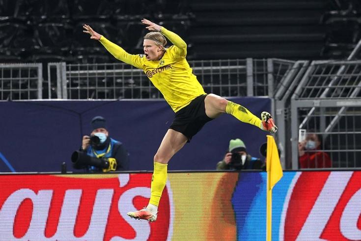 Холанд установил рекорд Лиги чемпионов. Разбор удивительного эпизода