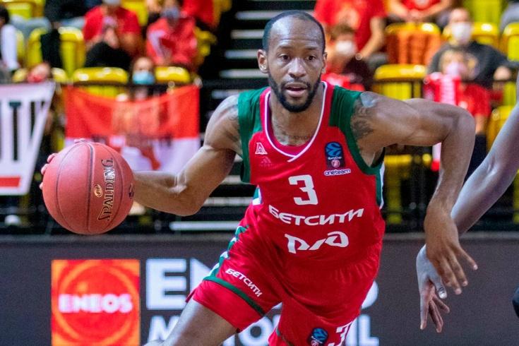 «Локомотив-Кубань» разгромил в гостях «Монако» и укрепил позиции в Еврокубке