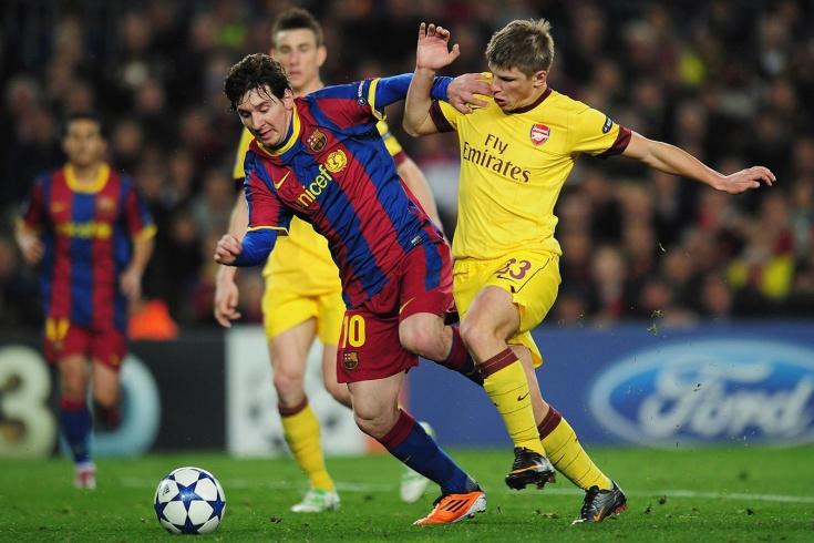 Почему сорвался трансфер Аршавина в «Барселону»