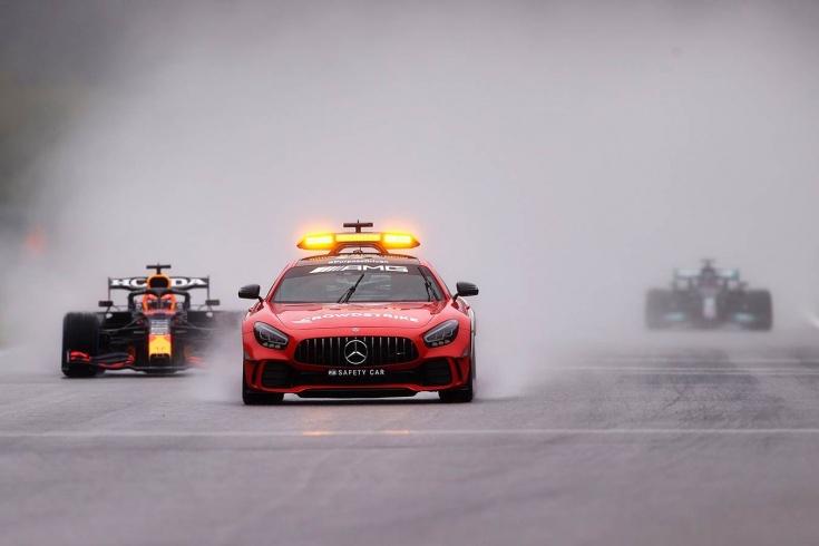 Гран-при Бельгии Ф-1 — фарс?