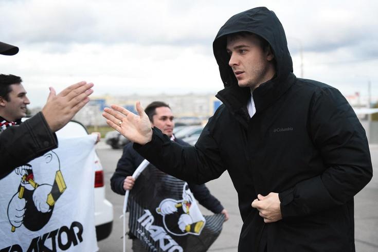 Данил Губарев завершил карьеру