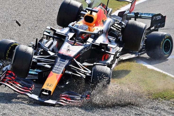 Гран-при Италии: по итогам спорной аварии наказание получил только Ферстаппен — почему?