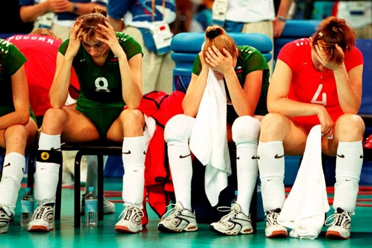 Неизвестная история драматичного волейбольного финала Олимпиады в Сиднее – что случилось?