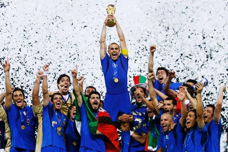 Где сейчас чемпионы мира-2006