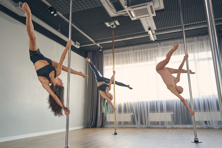Что такое pole dance?
