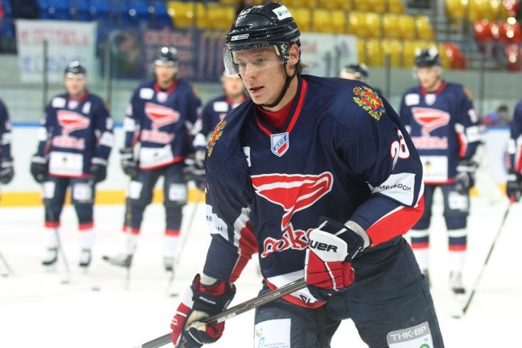 Александр Сёмин играл бесплатно в «Соколе»
