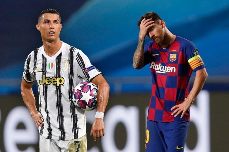 Похоже, Месси и Роналду пора на пенсию. Главные итоги Лиги чемпионов