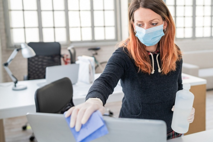 Бесполезные действия, которые не спасают от вируса