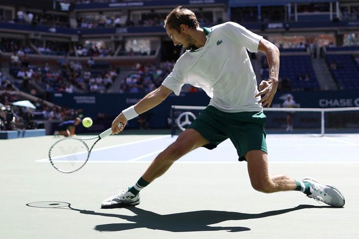 Медведев поставил на поток полуфиналы US Open. Повторит ли лучший результат на «Шлеме»?