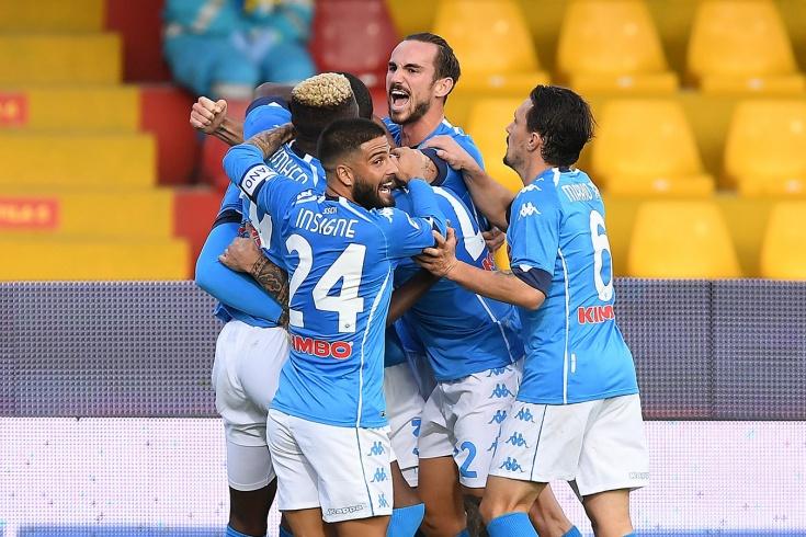 «Наполи» — «Рома», 29 ноября 2020 года, прогноз и ставка на матч чемпионата Италии