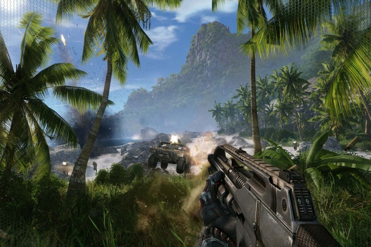 Обзор (рецензия) на Crysis Remastered