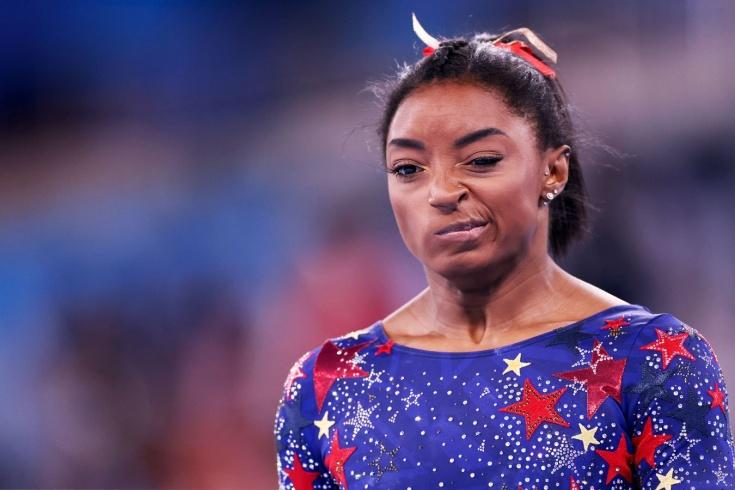 ОИ-2020: причина провала гимнастки Байлз