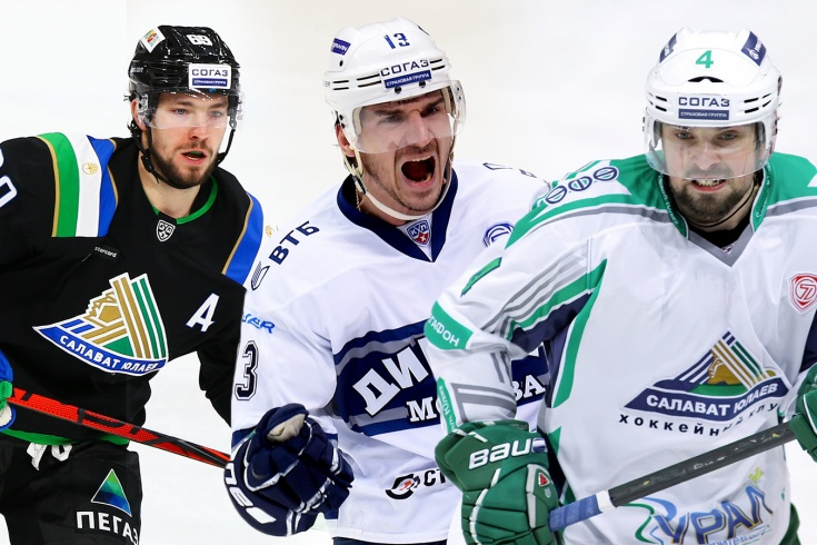 Русские хоккеисты, не реализовавшие свой талант