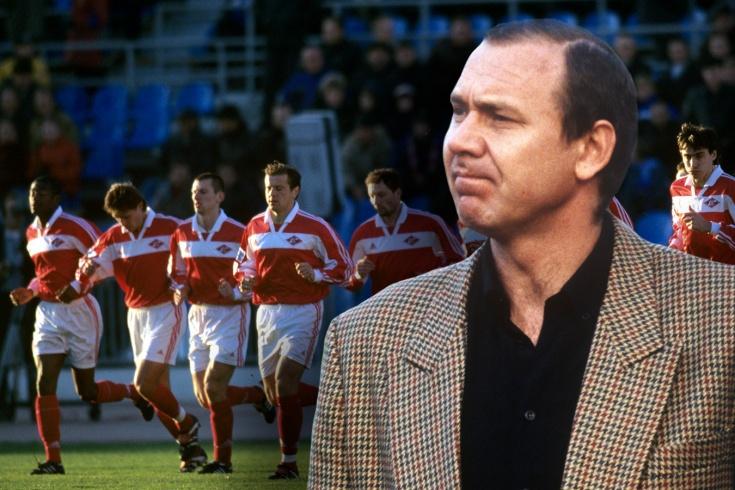 Как «Спартак» заставили провести домашний матч в Болгарии. Громкий скандал из 90-х