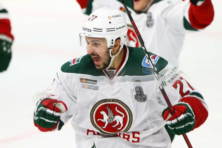 «Салават Юлаев» – «Ак Барс» – 2:3, второй раунд плей-офф КХЛ, сезон-2020/2021, отчёт и видео