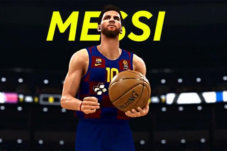 Лео Месси в НБА