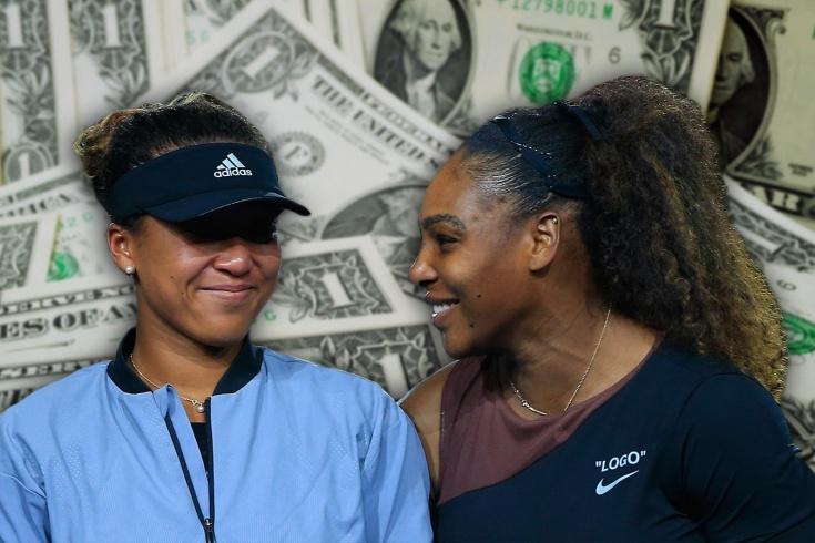 Как Наоми Осака, Серена Уильямс и ещё 7 теннисисток стали самыми богатыми спортсменками