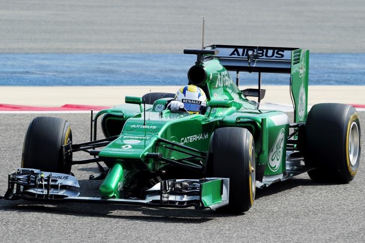 Презентации страшных машин Формулы-1 2014 года