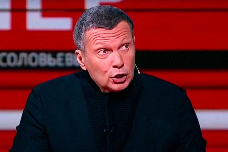 Соловьёв показал удары «вилла на озере» и «рупор пропаганды». Видео -  Чемпионат