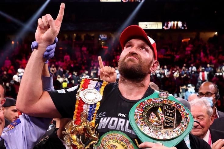 Станет ли Фьюри величайшим боксёром после победы нокаутом в третьем бою с Уайлдером