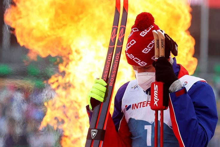Клебо обыграл Большунова в последней гонке Кубка мира на 50 км – почему оба расстроились?