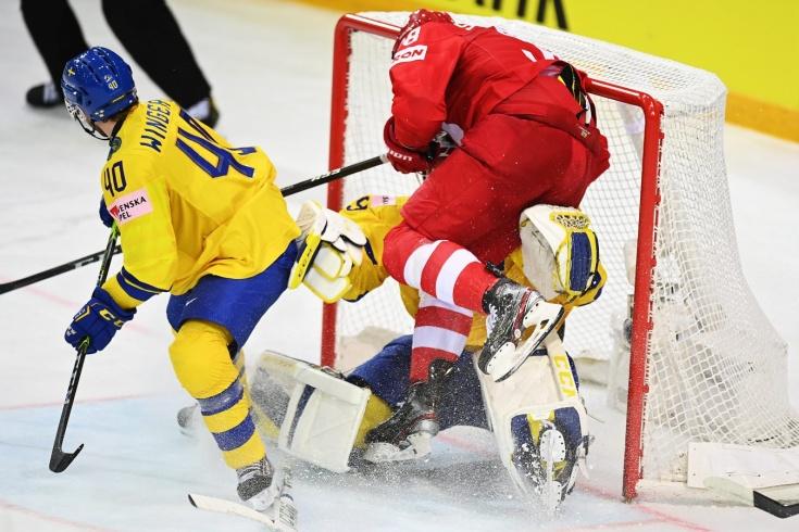 Россия — в плей-офф ЧМ! Вырвали победу по буллитам, оформив исторический позор шведов