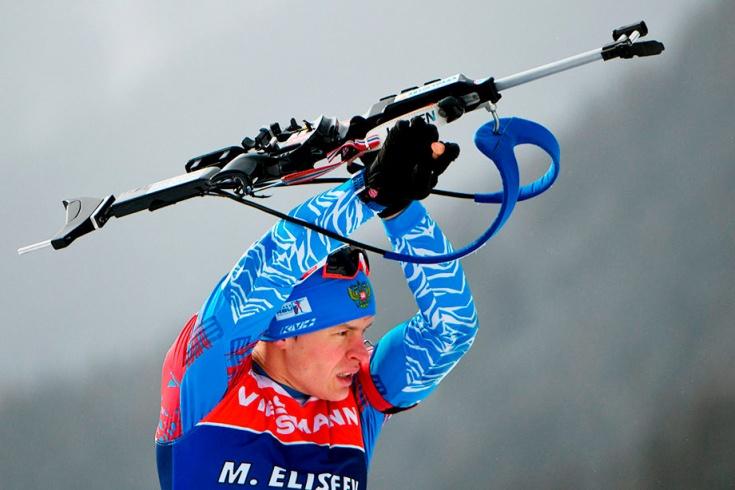 Матвей Елисеев, сборная России — биатлон