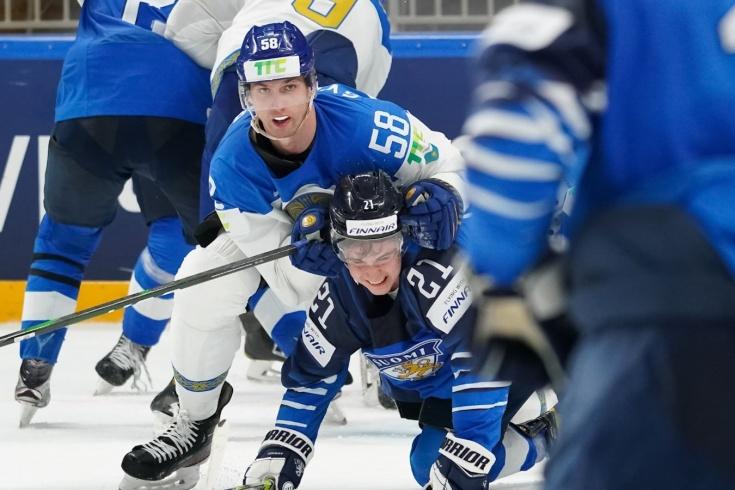 «Настроены на чемпионство»: что говорили в сборной Казахстана после победы над Финляндией на ЧМ