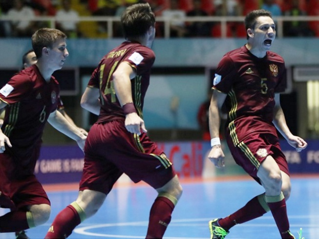 Россия испания мини футбол финал 2016 время