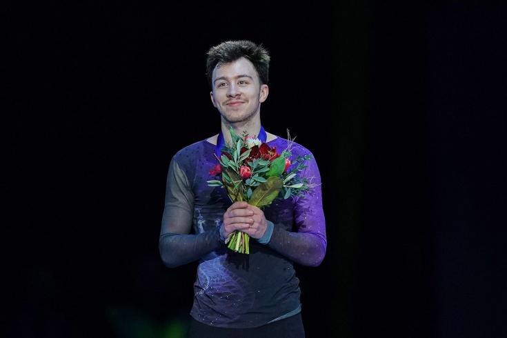 Алиев выиграл золото чемпионата Европы по фигурном