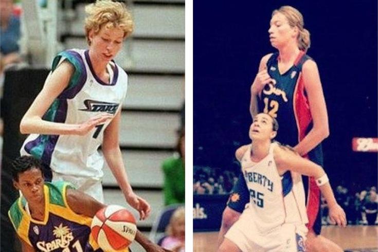 «Эй, дылда!» Печальная история самой высокой баскетболистки в мире