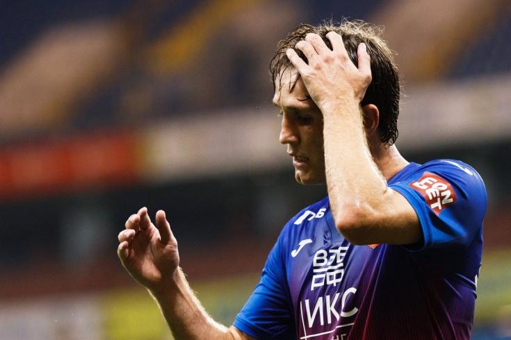 Марио уговорили вернуться в сборную России, где он травмировался. В ЦСКА негодуют
