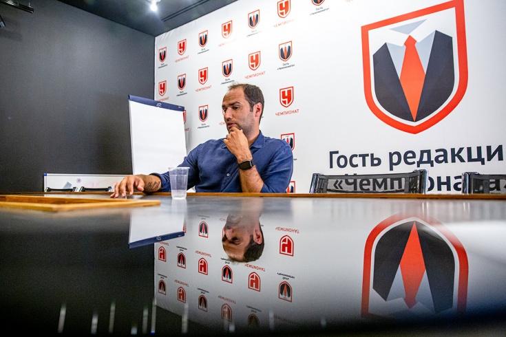 32 гостя «Чемпионата» в 2019-м: Роман Широков