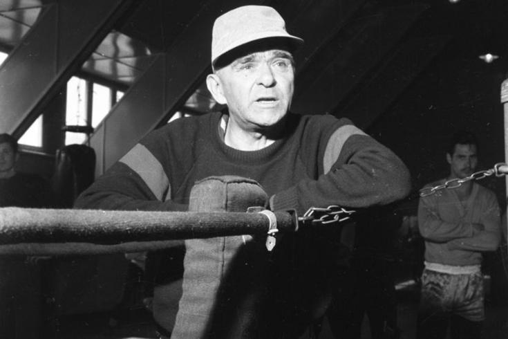 История польского боксёра Петшиковского, выжившего в нацистском концлагере