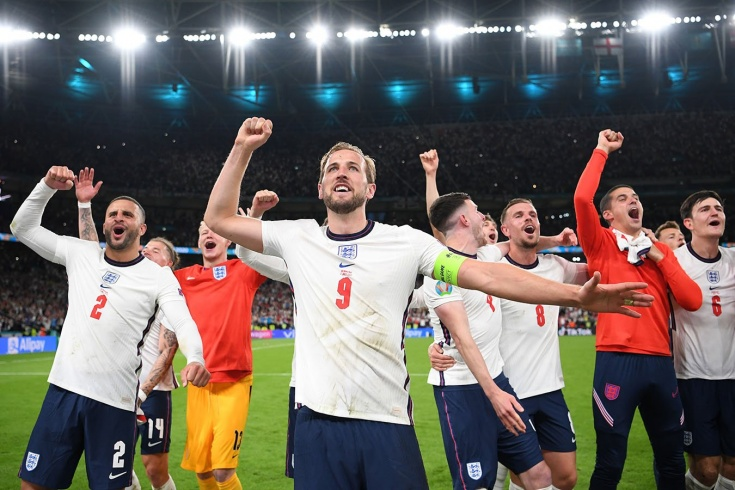 В России беспощадно критикуют сборную Англии. Но хейт в её адрес — абсурд