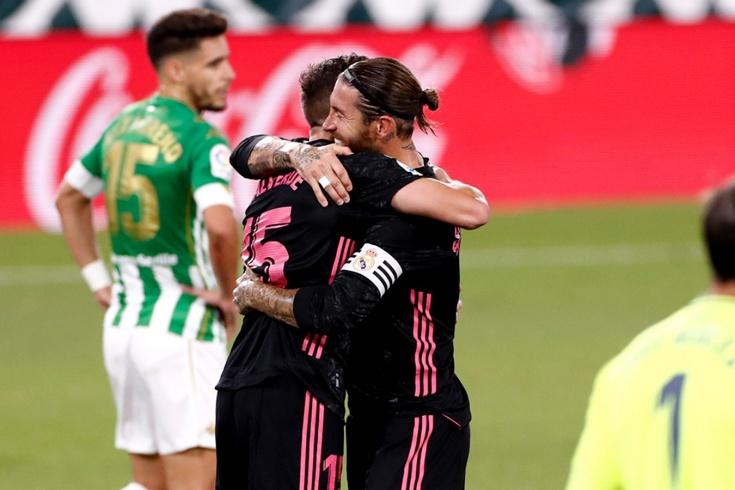 «Реал» победил благодаря пенальти. Очень спорное решение судьи!