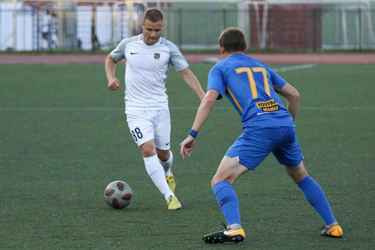 Бывший футболист «Зенита» Астафьев заразился корон