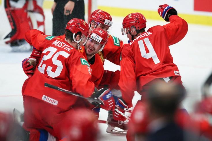 Россия – Чехия: онлайн-трансляция 26 декабря, Молодёжный чемпионат ... | 490x735