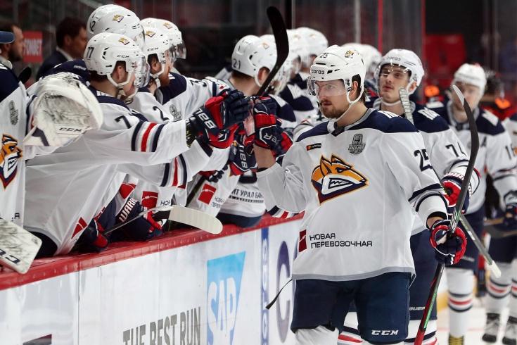 «Авангард» — «Металлург» — 2:5, первый раунд плей-офф КХЛ, сезон-2020/2021, отчёт и видео