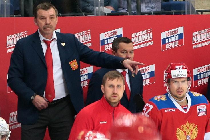 Олег Знарок возглавит сборную России на Олимпийских играх в Пекине, мнение экспертов
