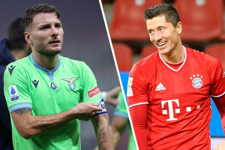 10 самых результативных футболистов 2020 года. Месси и Салаха нет даже в первой пятёрке!