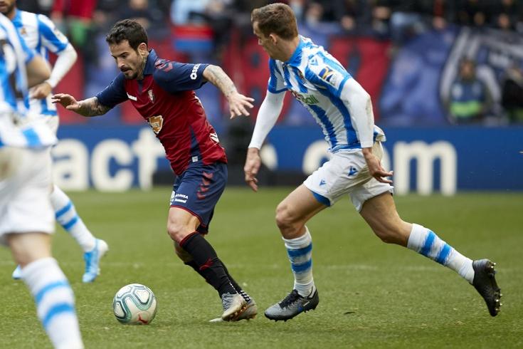 «Реал Сосьедад» — «Осасуна», 14 июня 2020, прогноз и ставка на матч чемпионата Испании