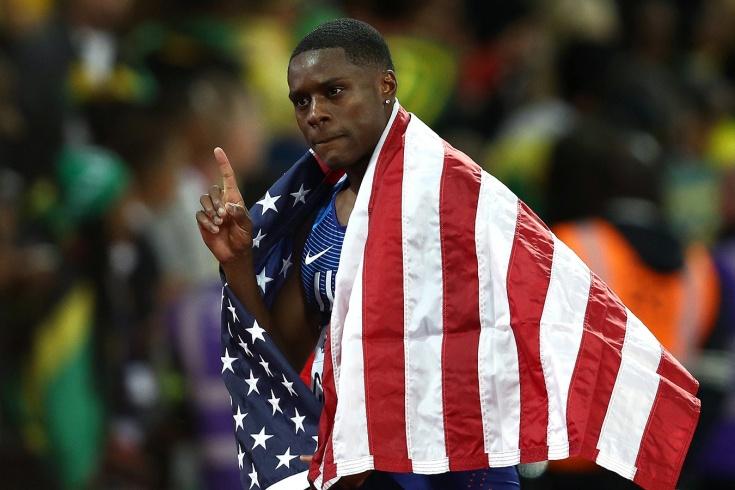 Американец Коулман получил 2 года дисквалификации