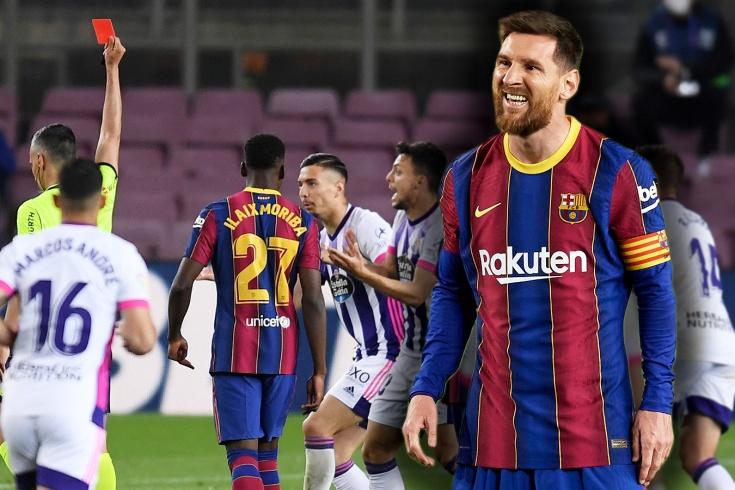 «Это позор!» Судьи тащат «Барселону» к победе в чемпионате?